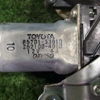 Стеклоподъёмный механизм Toyota Corolla Fielder NZE144 1NZFE 2007 пере