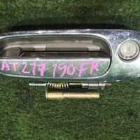 Ручка двери внешняя Toyota Corona Premio AT211 7AFE 2001 перед. прав.