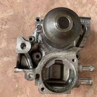Мотор субару EJ Помпа