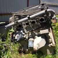 Продам двигатель J20A