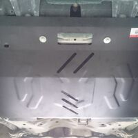 Защита двигателя на Mazda CX-9