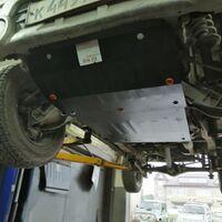 Защита двигателя на Daihatsu Terios (1997-2006)