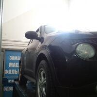 Проставки для увеличения клиренса на Nissan Juke