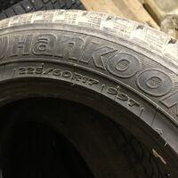 Всесезонная резина Hankook 225/60R17