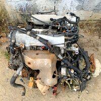 Двигатель 3s fe с муфтой