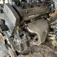 Двигатель 7A-FE в полный разбор