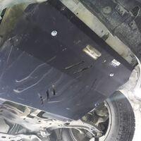 Защита двигателя на Mazda CX-7