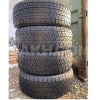 шины Bridgestone Blizzak 285/60R18 - 4 шт