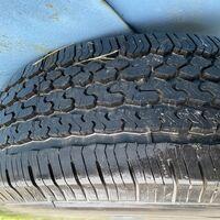 Резина Michelin на диске 265/70R15