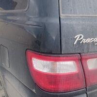Проставки для увеличения клиренса на Nissan Presage