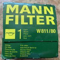 Масляный фильтр для kia rio