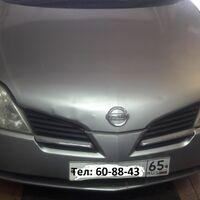Проставки для увеличения клиренса на Nissan Primera