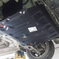 Защита двигателя на Kia Soul