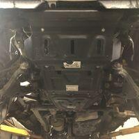 Защита двигателя на Toyota 4Runner (2009-)