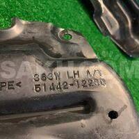 Защита двигателя Toyota Corolla Fielder Axio NZE144 LH+RH