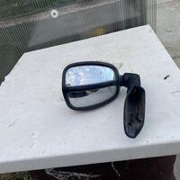 Зеркало (рожок) на Ленд 100