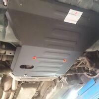 Защита двигателя на Toyota Cresta
