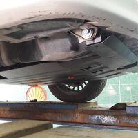 Защита двигателя на Toyota Corona Premio