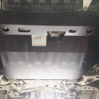 Защита двигателя на Toyota Duet