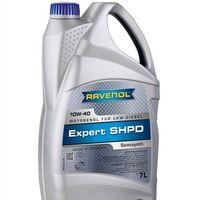 Ravenol expert shpd sae 10w-40 7л.