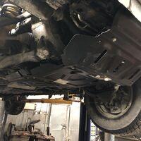 Защита двигателя на Toyota Fortuner