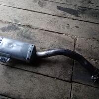 Продам глушитель от Yamaha wr250f 2008г.