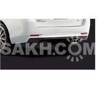 юбка Modellista на задний бампер Toyota Corolla Fielder NZE164