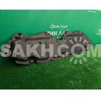 защита под передний бампер Corolla / Fielder / Allex / Runx NZE124