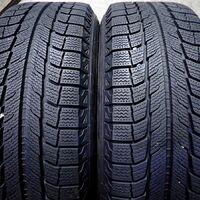 4 шины 225/65/17 Michelin Latitude X-Ice, износ 5%. Без пробега по РФ