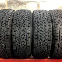 Шины 225/65/17 Bridgestone Blizzak DM-V2, износ 20%. Без пробега по РФ