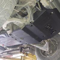 Защита двигателя на Toyota Land Cruiser Prado 120