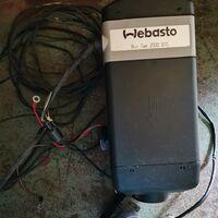 Отопитель воздушный Webasto (Вебасто)