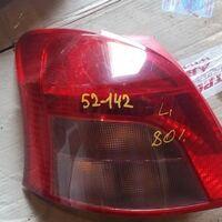 Стоп-сигнал Toyota Vitz #CP9# 05-07 год диодные левый правый