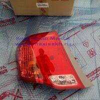 Стоп-сигнал Toyota Corolla Axio #ZE14# 06-08 год, левый/правый