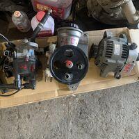 Навесное Трамблер 4/2 генератор (гур) 7А-4АFE