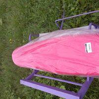 новое сиденье на ирбис ттр 250 куб