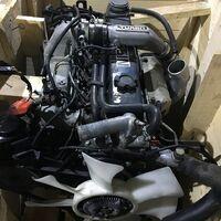 Двс двигатель TD42T