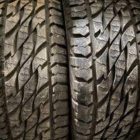 285/60R18 комплект летних шин Bridgestone A/T