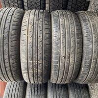 225/55R18 комплект летних шин Dunlop