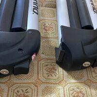 Продам крепление для сноуборда/лыж Inno gravity ina927