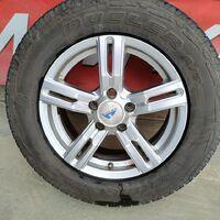 Комплект колес Bridgestone Dueler A/T 001 215 65R16 и диски 5х114.3