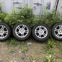 Продам комплект колес с дисками