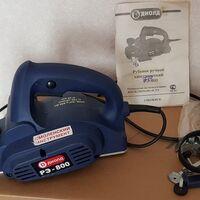 Электрорубанок (Рубанок ручной электрический) РЭ-800