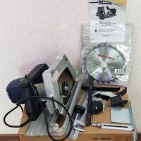 Электропила дисковая ручная ДП-1,85-200