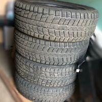 Продам шины 235/60R18