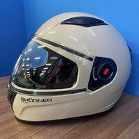 Шлем мото закрытый Shorner FP907