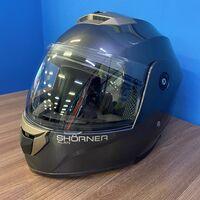 Шлем мото модуляр SHORNER 682