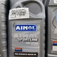 Продам масло моторное aimol sportline 10w-60 1 литр