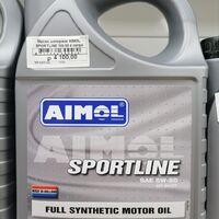 Продам масло моторное aimol sportline 5w-50 4 литра