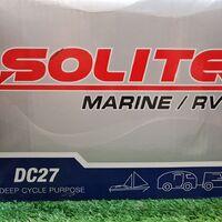 Морской АКБ Solite Marine DC27
